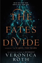 The Fates Divide by Veronica Roth In the second book of the Carve the M