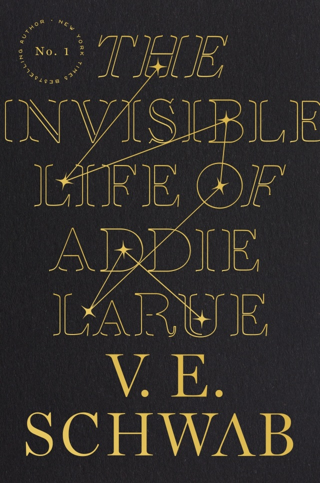 The Invisible Life of Addie LaRue Cover
