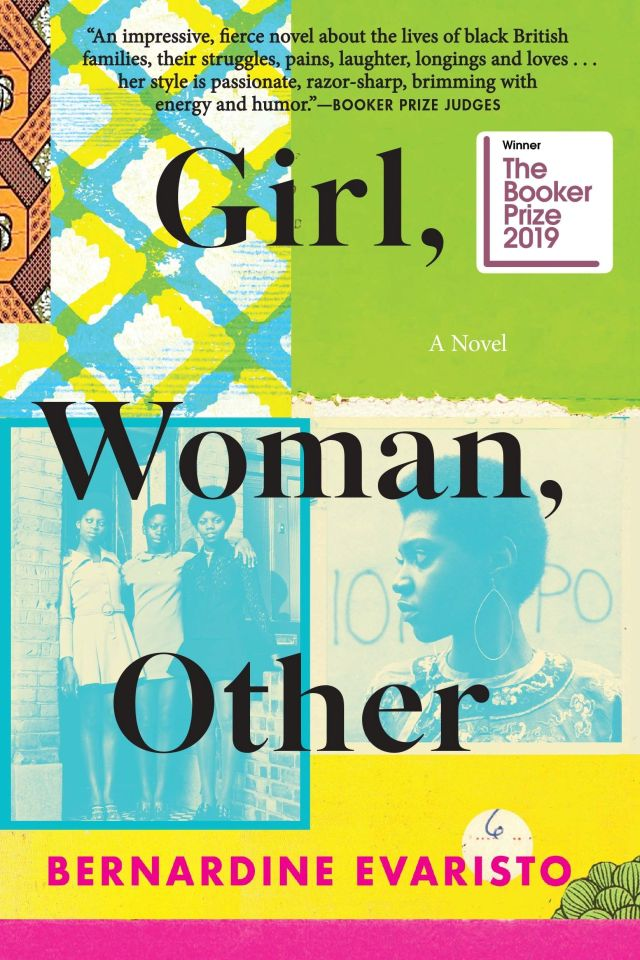 Girl, Woman, Other Cover