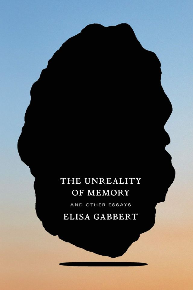 Unreality of Memory Cover